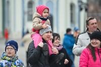 Масленица в Торговых рядах тульского кремля, Фото: 2