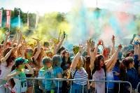 В Туле прошел фестиваль красок и летнего настроения, Фото: 161