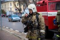 Тульские пожарные провели учения в драмтеатре, Фото: 1