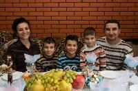 Дружная семья Захарян, Фото: 4