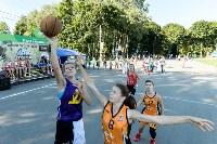 В Центральном парке Тулы определили лучших баскетболистов, Фото: 42
