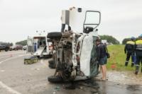 Авария на трассе Тула-Калуга. 04.07.2014, Фото: 12