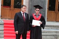 Владимир Груздев поздравил выпускников магистратуры ТулГУ, Фото: 44