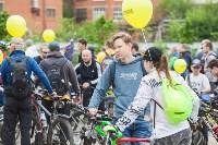 В Туле прошел большой велопарад, Фото: 131
