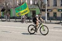 В семейном велопараде приняли участие сотни туляков , Фото: 47