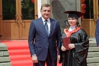 Губернатор вручил дипломы с отличием выпускникам магистратуры ТулГУ, Фото: 16