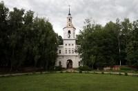 Владимир Груздев в Богородицком дворце-музее. 30.06.2015, Фото: 2