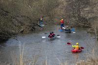 Сотни туристов-водников открыли сезон на фестивале «Скитулец» в Тульской области, Фото: 51