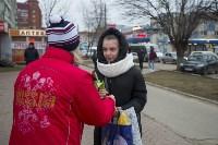 Пролетарский глава Сергей Шестаков поднял тулячкам настроение, Фото: 29