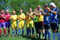Турниров по футболу среди журналистов 2015, Фото: 13