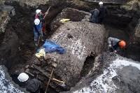 Как проходили раскопки в центре Тулы, Фото: 27