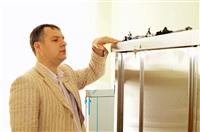 Денис Бычков проверяет школы Тульской области, Фото: 23