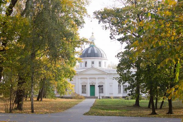 Осеннее настроение в Богородицке.
