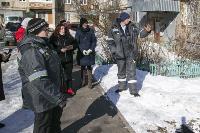 В Туле подвал дома неделю был затоплен канализацией, Фото: 6
