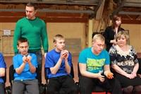В Туле прошло необычное занятие по баскетболу для детей-аутистов, Фото: 51