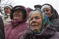 Груздев вручил ключи от социального жилья в Богородицке. 1 апреля 2014, Фото: 9