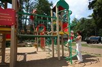 Тульские дворики украсят новые детские площадки, Фото: 2
