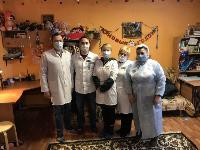 Врачи тульских клиник посетили Хитровщинский дом милосердия, Фото: 12
