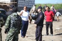 Демонтаж незаконных цыганских домов в Плеханово и Хрущево, Фото: 66