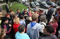 Митинг предпринимателей на ул. Октябрьская, Фото: 14