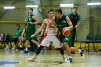 Тульские баскетболисты «Арсенала» обыграли черкесский «Эльбрус», Фото: 51