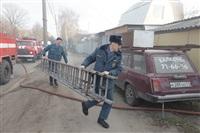 Пожар на ул. Руднева. 20 ноября, Фото: 7