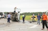 Авария на трассе Тула-Калуга. 04.07.2014, Фото: 9
