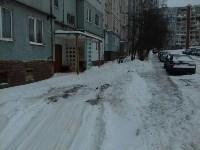 Туляки жалуются на нечищеные дороги, Фото: 9