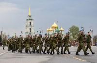 Репетиция парада Победы. 3 мая 2016 года, Фото: 28