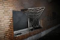 Пожар в здании бывшего кинотеатра «Искра». 10 марта 2014, Фото: 3