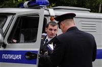 В Туле полицейские соревнуются в мастерстве, Фото: 12