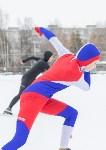 В Туле прошли массовые конькобежные соревнования «Лед надежды нашей — 2020», Фото: 32