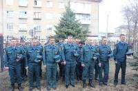 Открытие памятных досок героям-пожарным, Фото: 3