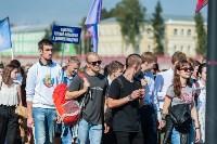 В Туле более 2500 учащихся вузов и колледжей посвятили в студенты, Фото: 48