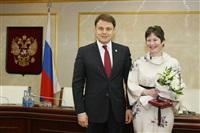 Губернатор вручил премии региона в сфере науки и техники, Фото: 20