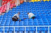 Как Центральный стадион готов к возвращению большого футбола, Фото: 38