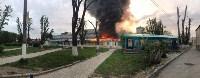 """Сгорел рынок """"Салют"""", Фото: 5"""