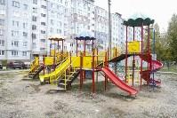 Детская площадка на ул. М.Горького, 37, Фото: 1