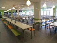 В Туле продолжается модернизация школьных столовых, Фото: 1