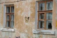 Жители Щекино: «Стены и фундамент дома в трещинах, но капремонт почему-то откладывают», Фото: 7