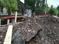 Очередной провал дороги в Мясново, Фото: 9