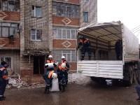 Взрыв газа в Ясногорске, Фото: 23