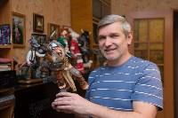 Тульский мастер-кукольник Юрий Фадеев, Фото: 18