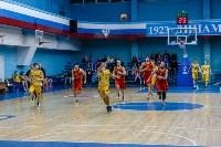 «Русичи» Курск - «Тула-Арсенал» Тула -  82:64, 56:51., Фото: 11