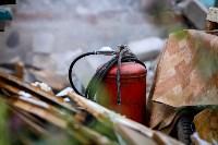 В Плеханово убирают незаконные строения, Фото: 15