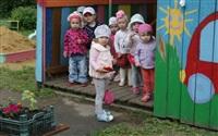 Владимир Груздев посетил детский сад №50 в Новомосковске, Фото: 1