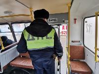 Проверка транспорта в Новомосковске, Фото: 23