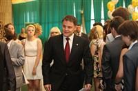 Владимир Груздев поздравил тульских выпускников-медалистов, Фото: 5