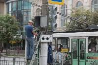 Замена светофоров на Красноармейском проспекте, Фото: 7