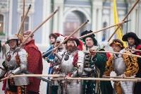 Средневековые маневры в Тульском кремле. 24 октября 2015, Фото: 182